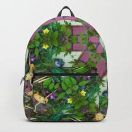 vines in the garden Backpack