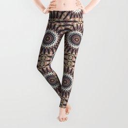 Winter dream pattern (Tip: Pair it with my single 'Winter dream' design!) Leggings
