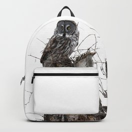 Great grey weather Backpack