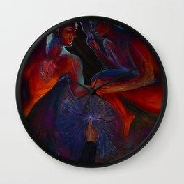 Love Lust Wall Clock