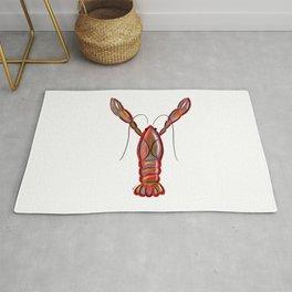 King Crawfish Rug