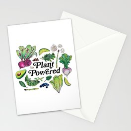 Plant Powered Stationery Cards