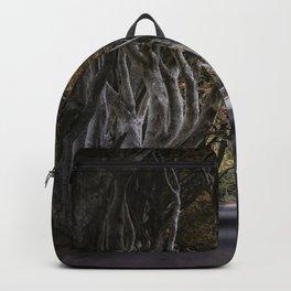 Dark Hedges Alley Backpack