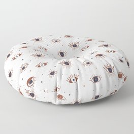 Symbolic Eye Floor Pillow