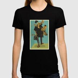 ABSTRACT JAZZ T-Shirt