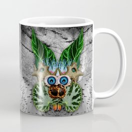 Begonia Being Coffee Mug