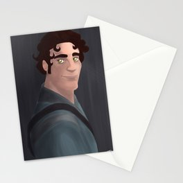 Perrin Aybara - Portrait Stationery Cards