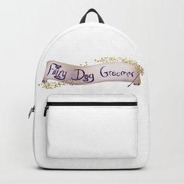 Fairy Dog Groomer Backpack