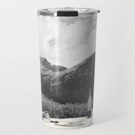 Collage Une femme est une femme - Jean Luc Godard  (1961) Travel Mug