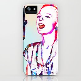 Peggy Lee iPhone Case