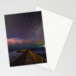 (RR 292) Stars at night Stationery Cards