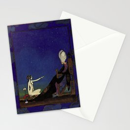 Arabian Nights by Kay Nielsen  Stationery Cards