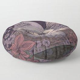 Fairy Dreaming Floor Pillow