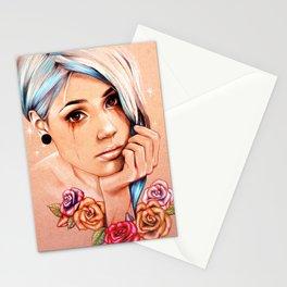 Flutter Stationery Cards