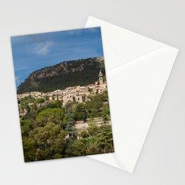 Valldemossa village Mallorca Stationery Cards