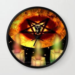 CANDELA TRES - 044 Wall Clock