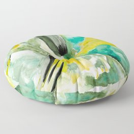 Mossy North Side Floor Pillow
