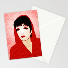 Liza Minnelli - Warhol Era - Pop Art Stationery Cards