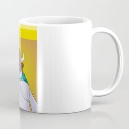 Mrs. Bison Coffee Mug