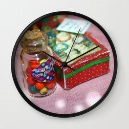 Magical Gifts Wall Clock