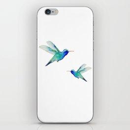Tiny Beauties iPhone Skin