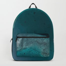 Great Barrier Reef, Australia Travel Artwork Backpack