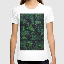 Ivy Leaves Study T-shirt