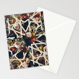 May The Floral Be With You Stationery Cards