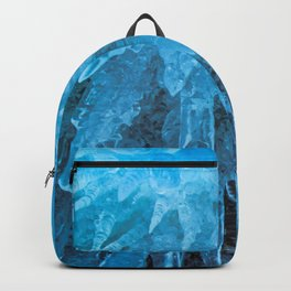 Ice Stalactites Backpack