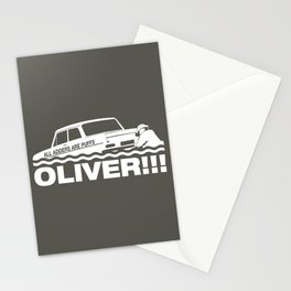 Top Gear: Oliver Stationery Cards