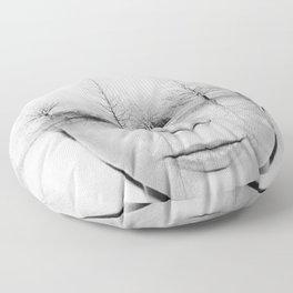 White dream ... Floor Pillow