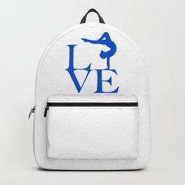 Gymnast Love Backpack