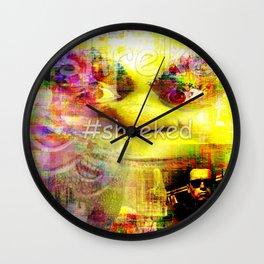 #shreked Wall Clock