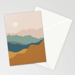 Landscape No5 Stationery Cards