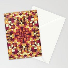 Playful Geometry 001 Stationery Cards