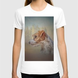 Jack Russell Terrier dog T-shirt