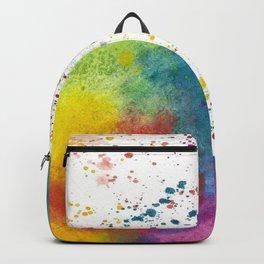 Colourful Hot Air Ballon Backpack