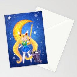 Sailor Fionna & Cake Stationery Cards