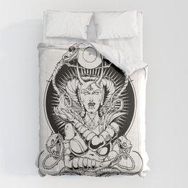 Her Satanic Majesty Comforters