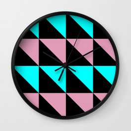 Right Angles Wall Clock
