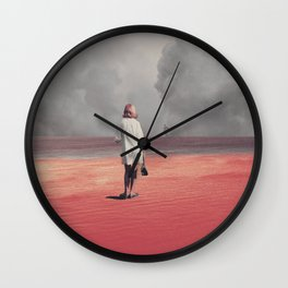 Watching you Leave me. Didn't want to Wall Clock