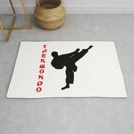 Taekwondo Rug