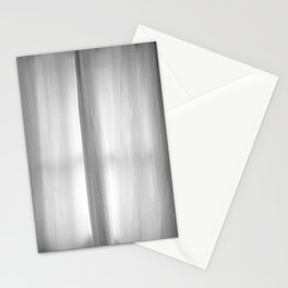 Curtains on a Rainy Afternoon Stationery Cards