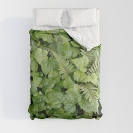 nature and greenery 15 Comforters