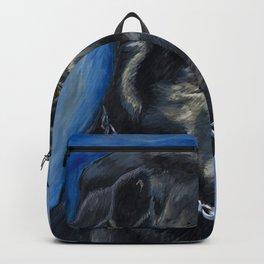 Labrador Love Backpack