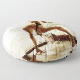 Bridge Floor Pillow
