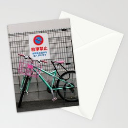 NODAHANSHIN, OSAKA Stationery Cards