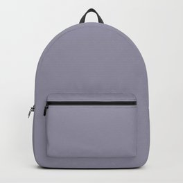 Simply Solid - Coin Grey Backpack