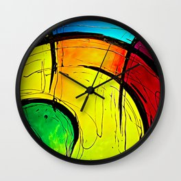 Morning Perk Wall Clock