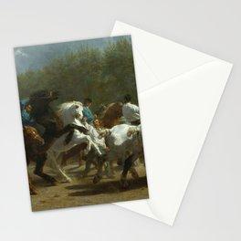 The Horse Fair by Rosa Bonheur 1853 Stationery Cards